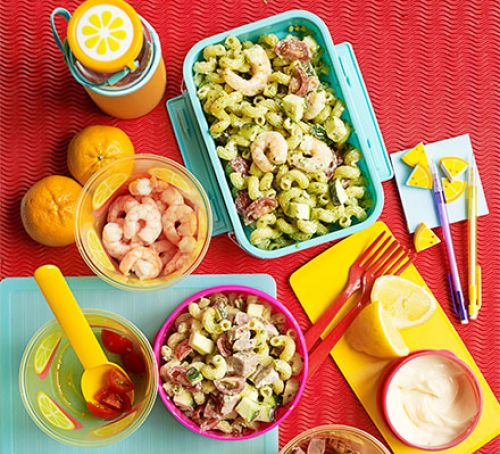 Healthy Lunch Recipe For Kiddies