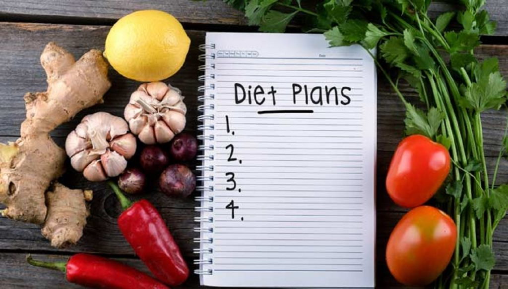 Healthy Diet For Weight Loss For Female