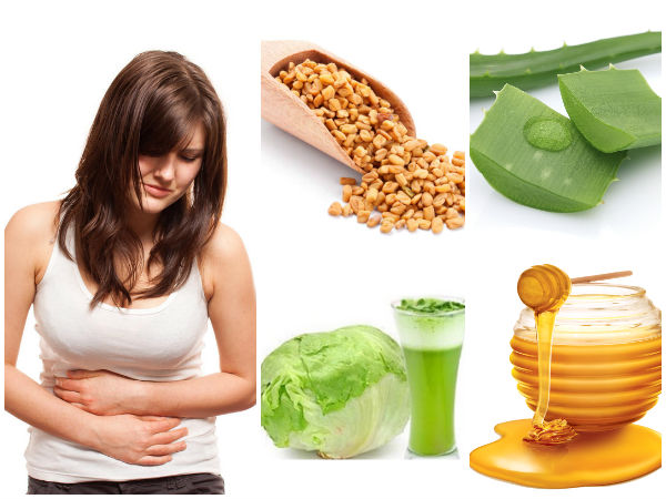 Healthy Foods For Stomach Ulcer Patients