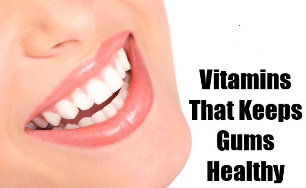 Vitamins For Gum Health