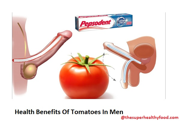 Health Benefits Of Tomatoes In Men