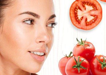 tomato benefits for skin