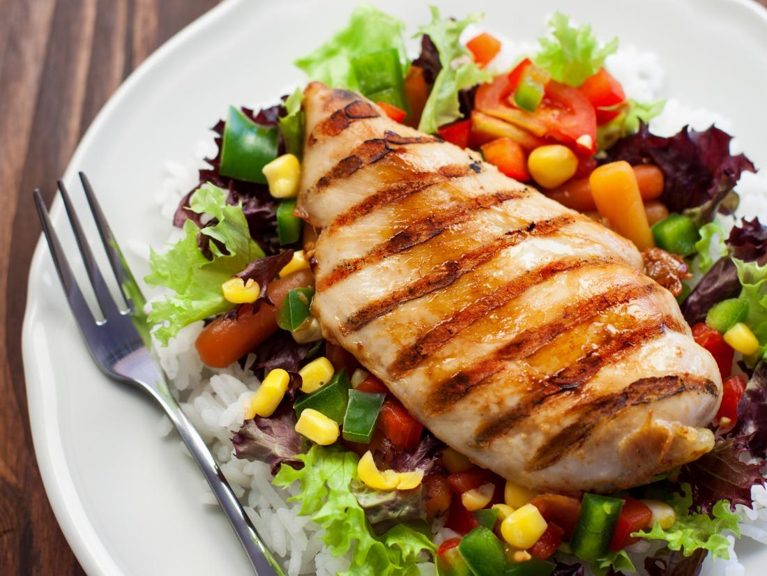 Healthies way of cooking Chicken