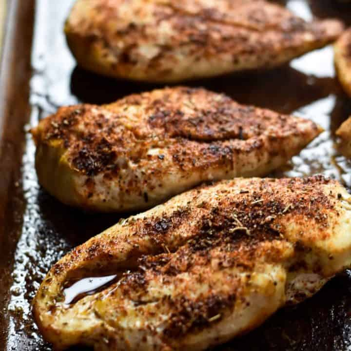 Healthy Baked Chicken Breast Recipes
