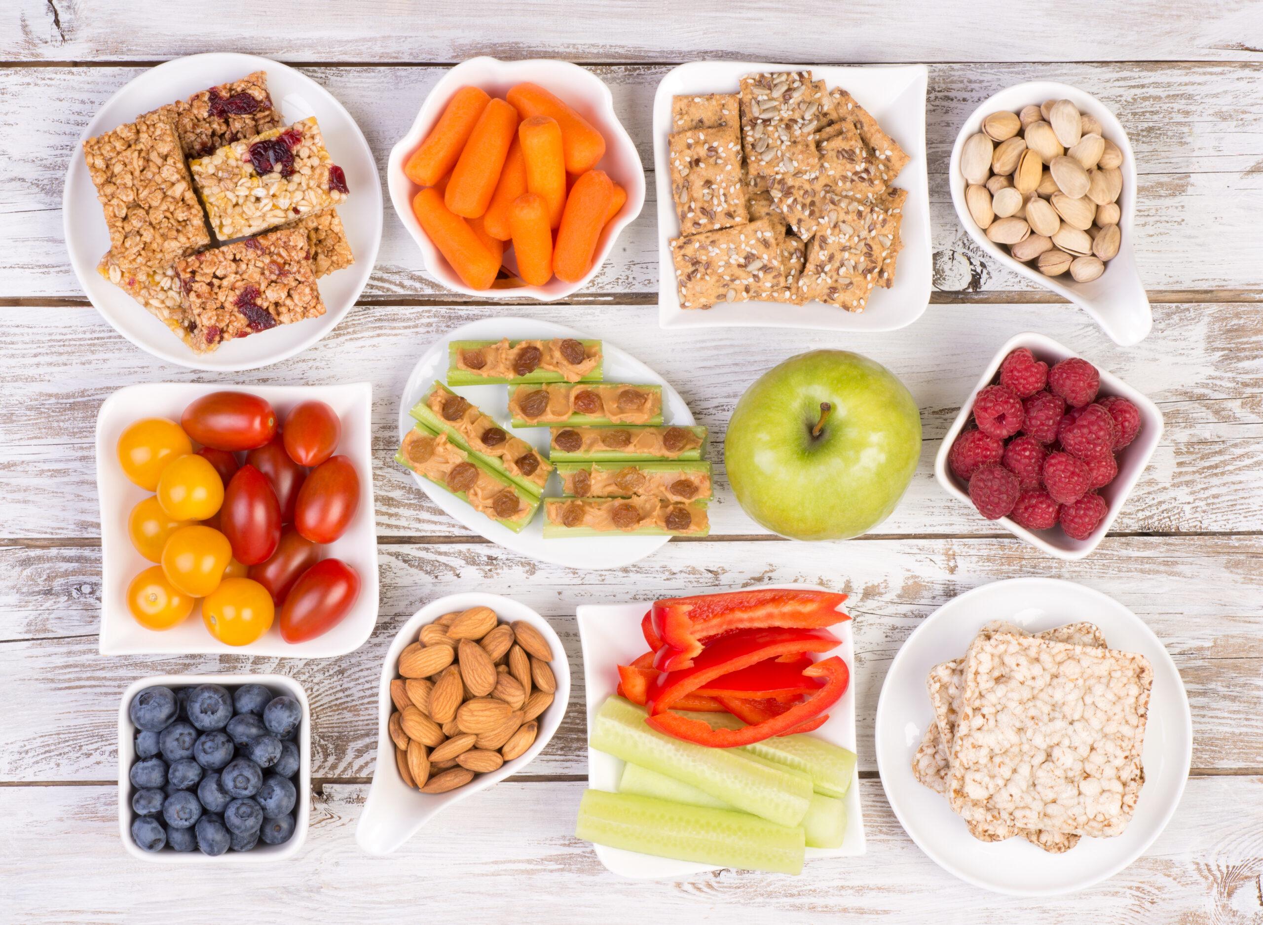 healthy filling snacks