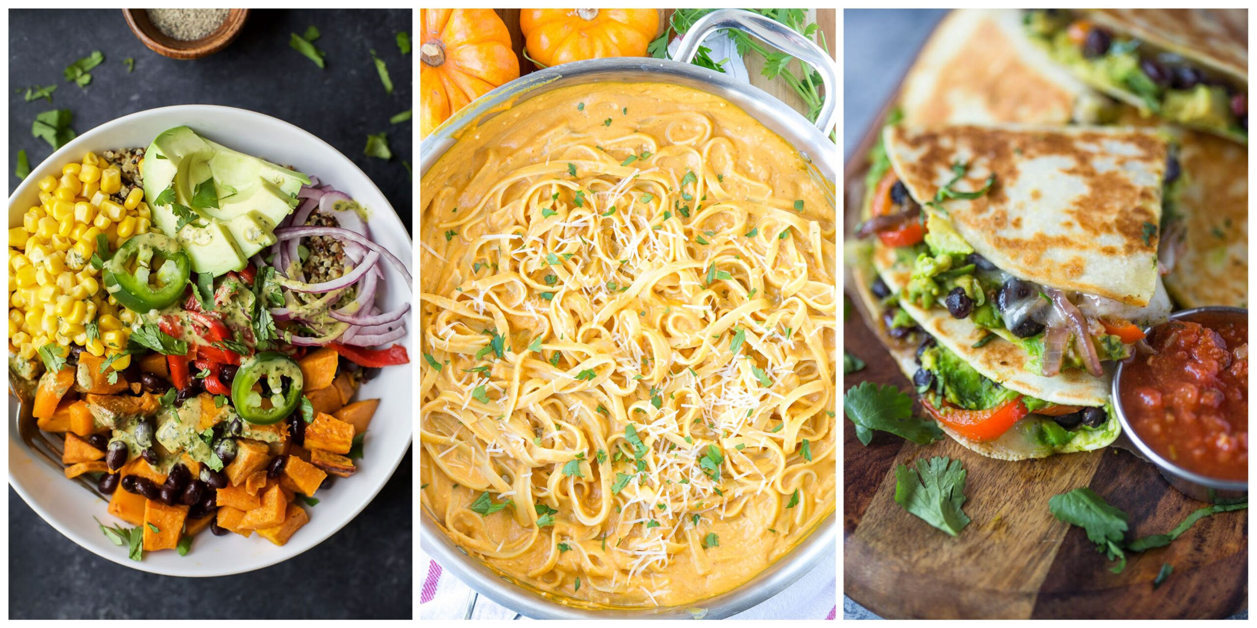 healthy food recipes for family