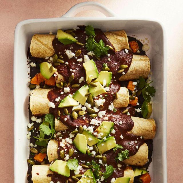 healthy vegetarian dinner ideas