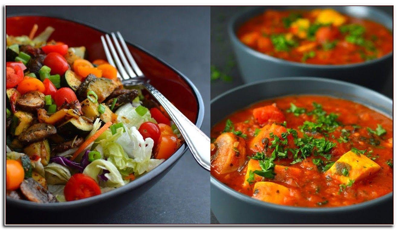 low calorie vegetarian meals