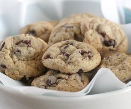 Healthy Chocolate Chip Cookies Recipes