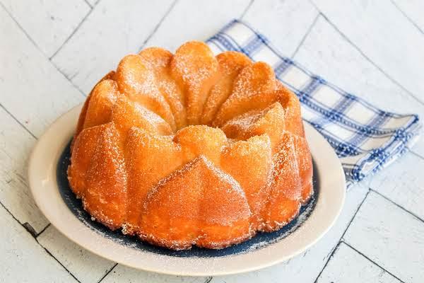 Healthy Kentucky Butter Cake