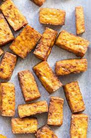 Healthy Oven Baked Tofu Recipe