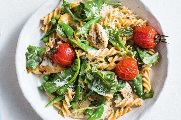 low calorie pasta sauce