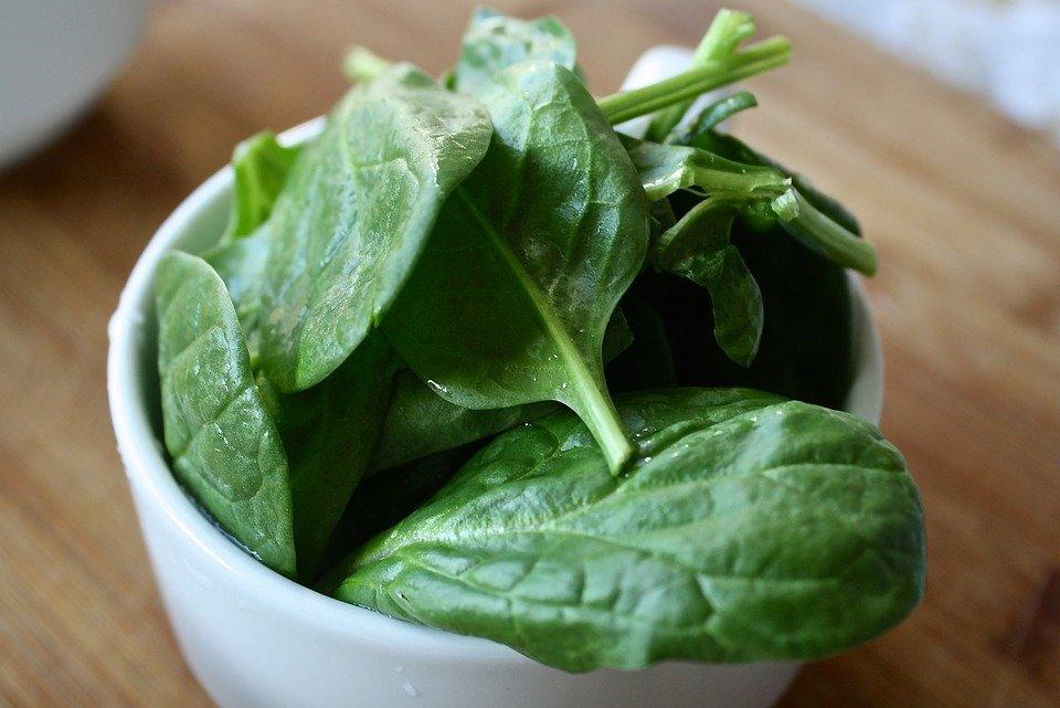 healthful vegetables list