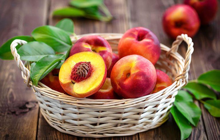 Healthy benefit of Nectarine