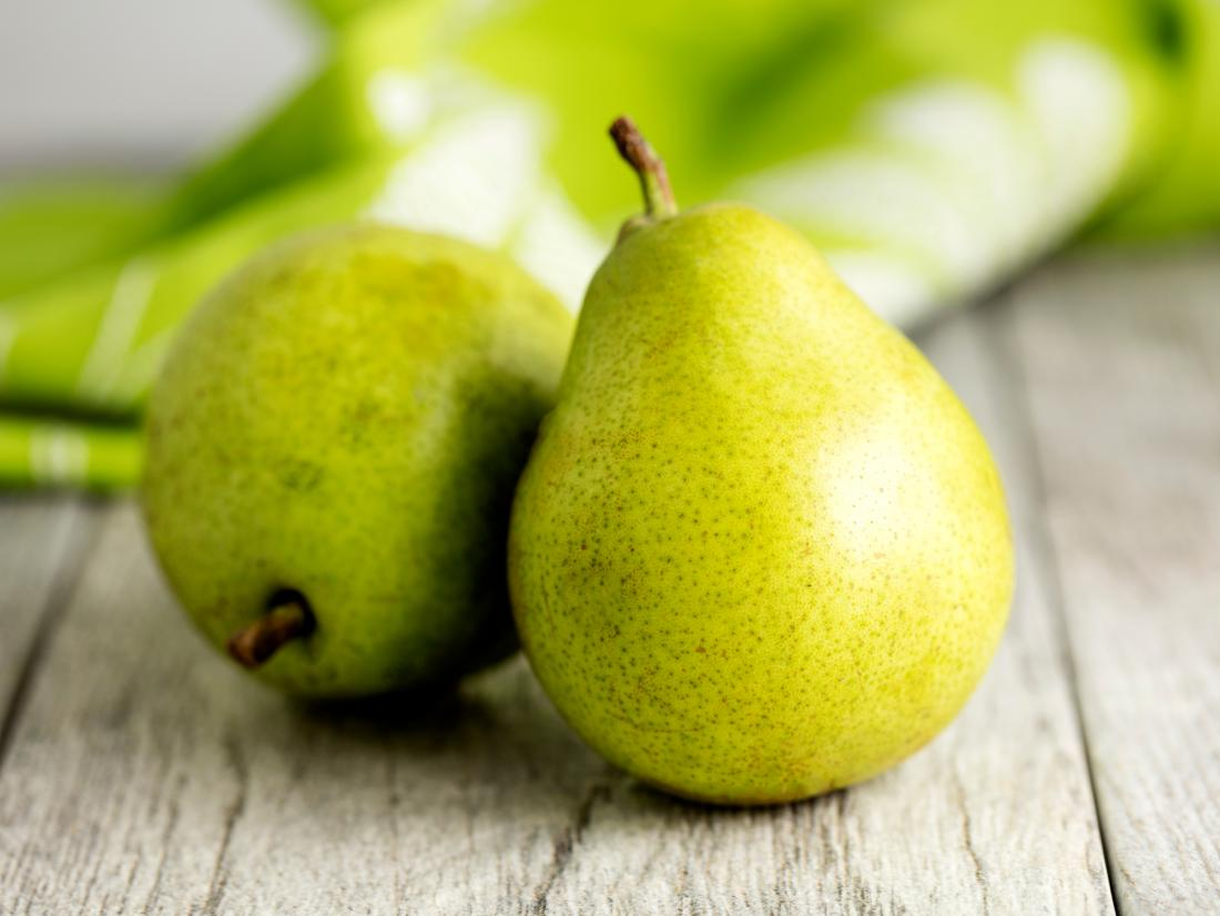 Healthy benefit of Pear