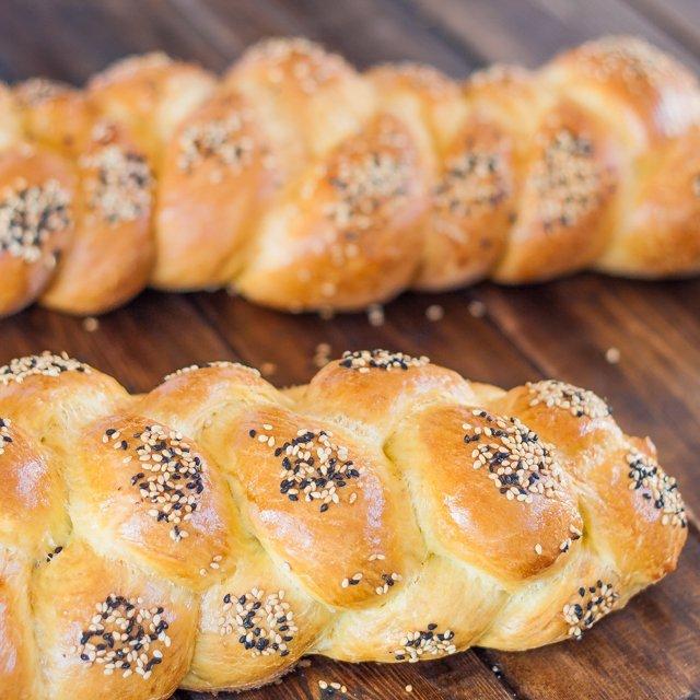 Healthy Challah Bread Recipe