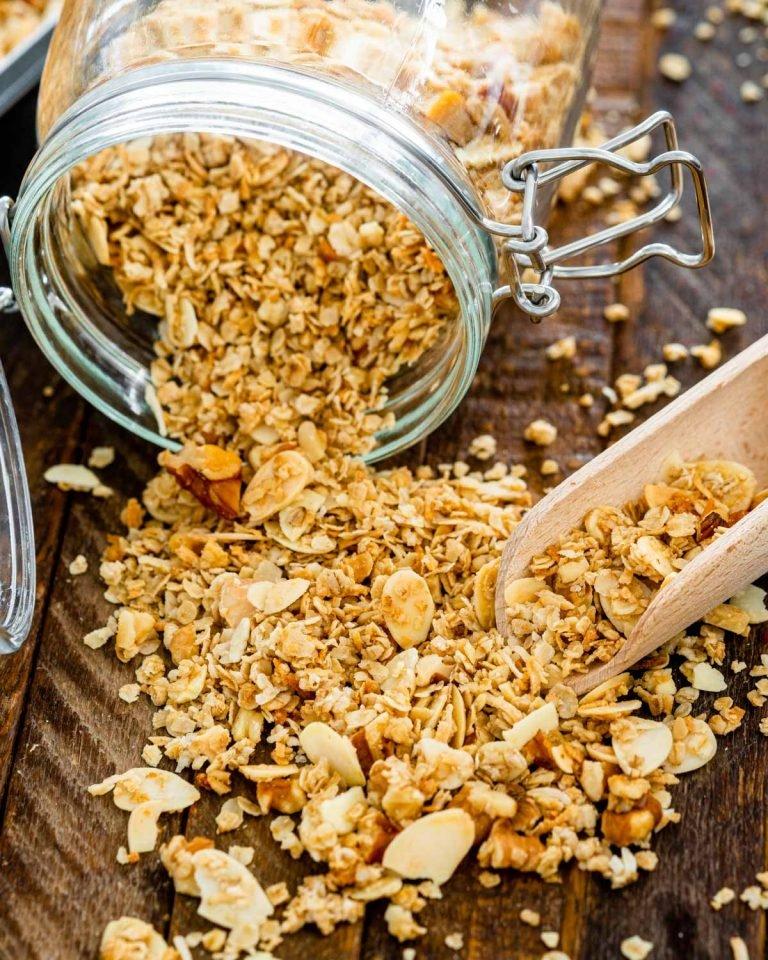Healthy Easy Granola Recipe