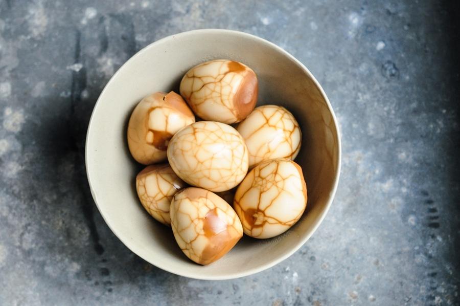 Healthy Chinese Tea Eggs Recipe