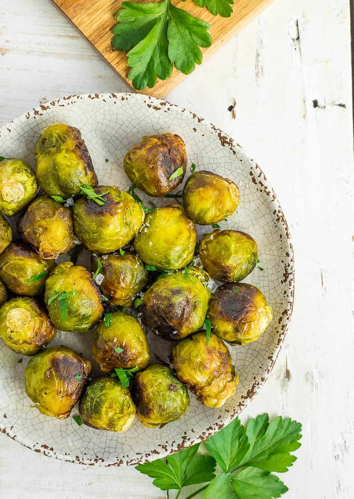 Healthy Frozen Brussel Sprouts Recipe
