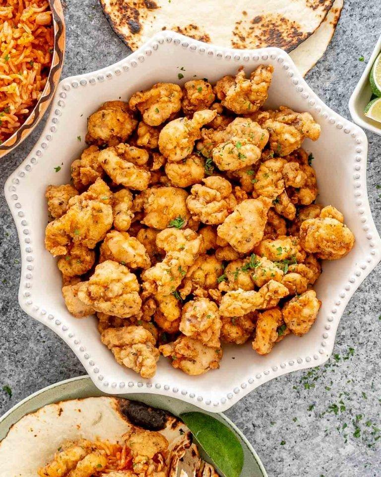 Healthy Chicharrones de Pollo Recipe