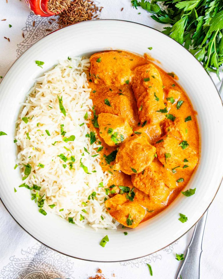 Healthy Butter Chicken Recipes